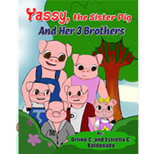 Yassy, the Sister Pig And Her 3 Brothers