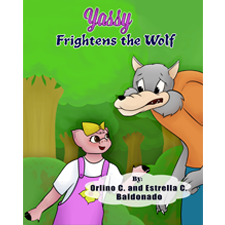 Yassy Frightens the Wolf